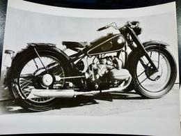 Photo PRESSE : Photo XXL _ MOTO BMW R-5 _ 1936 _ VINTAGE - Cars