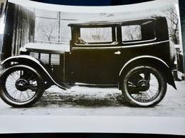 Photo PRESSE : Photo XXL _ Voiture BMW Dixi _ 1929 _ VINTAGE Automobile - Cars