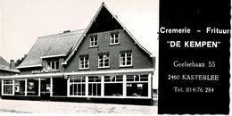 """Kasterlee - Cremerie-frituur """"De Kempen"""" - Publikaartje - Kasterlee"""