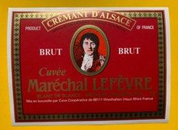 14279 -  Crémant D'Alsace Cuvée Maréchal Lefèvre - Other
