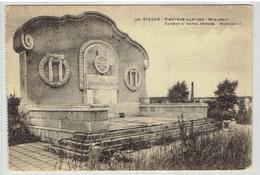 STADEN - Cimetière Allemand Monument - Deutsch Krieger Friedhof - Staden