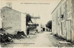 17 . Genouillé - Canton De Tonnay - Charente - France