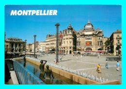 A759 / 137 34 - MONTPELLIER Place De La Comédie - Montpellier