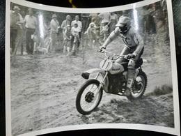 Photo PRESSE : MOTO Cross _ SUZUKI _ VINTAGE - Cars