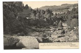 LE CHAMBON SUR LIGNON - Gorges Du Lignon - Le Chambon-sur-Lignon