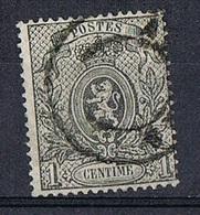 N° 23 1C Grijs - 1866-1867 Coat Of Arms