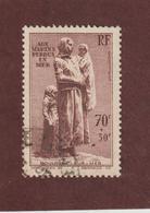 447 De 1939 - Oblitéré - Aux Marins Perdus En Mer - Voir Les 2 Scannes - Oblitérés