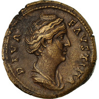 Monnaie, Faustine I, As, 147, Roma, TTB, Cuivre, RIC:1171 - 3. Die Antoninische Dynastie (96 / 192)