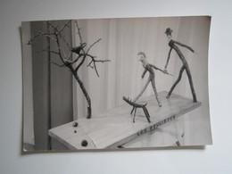 """Exposition à ORQUEVAUX (PREZ-SOUS-LAFAUCHE) """"LE ZOO DE BOIS """" Les Branches Naturelles D'Emile CHAUDRON - Autres Communes"""