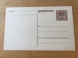 KS3 Österreich Ganzsache Stationery Entier Postal P 266 - Entiers Postaux
