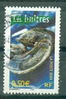 FRANCE - N° 3650 Oblitéré - Portraits De Régions. Les Huîtres. - France