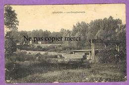 GOURZON - Les Empallements - Peu Courante !!! - France