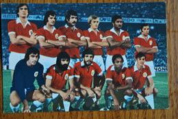 2782/BENFICA - Equipe Foot - Fútbol