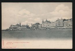 OOSTENDE  LE KURSAAL ET LES GRANDS HOTELS A.SUGG   7 N / 79 - Oostende