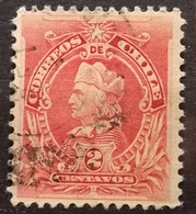 COLUMBUS-2 C-ERROR -CHILE - 1901 - Chile