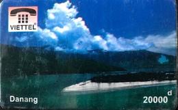 VIÊT- NAM  -  Cards  -  VIETTEL  -  FAKE  -  Danang  -  20000 D - Vietnam