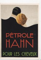 Publicité PETROLE HANH Pour Les Cheveux, André WILQUIN, Couple, Ed. Soc. Amis De La Bibl. Forney 1993 - Illustrateurs & Photographes