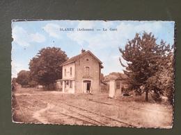 BLANZY -La Gare - France