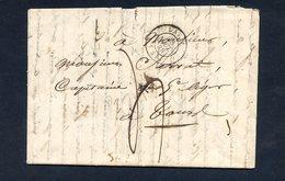 240520//// LETTRE PRECURSEUR...........LAVAL..............taxe Manuscrite - 1801-1848: Precursori XIX