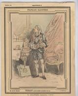 Protège Cahier Français Illustres - Turgot - Bon état - C