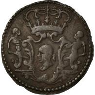 Monnaie, États Italiens, CORSICA, General Pasquale Paoli, 2 Soldi, 1766 - Corse (1736-1768)
