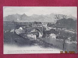 CPA - Claix - Les Ponts De Claix Et Massif De La Chartreuse - Claix