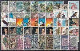 ESPAÑA 1973 Nº 2117/2166 AÑO COMPLETO USADO 50 SELLOS - Full Years
