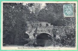 SAINT REMY LES CHEVREUSE - PONT DE VOSGIEN - BATI EN 1343 - St.-Rémy-lès-Chevreuse