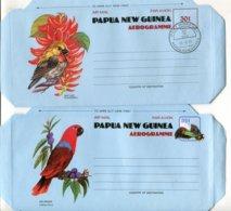 Papua New Guinea Mi# ? Aerogramme - Fauna Birds - Papua-Neuguinea