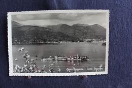 E-184 / Italie -  Piemonte - Verbania, Lago Maggiore, Isola Pescatori  / Circulé 195? - Verbania