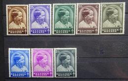 BELGIE 1936    Nr. 438 - 445 + 446     Postfris **  CW 36,50 - Belgium