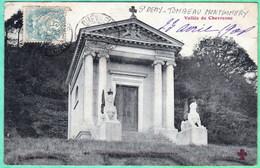 SAINT REMY LES CHEVREUSE -  TOMBEAU DE LA FAMILLE DE MONTGOMERY - St.-Rémy-lès-Chevreuse