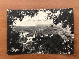 COLA (VETTO - REGGIO EMILIA ) CHIESA PARROCCHIALE  1953 - Reggio Emilia