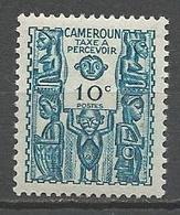 CAMEROUN TAXE N° 24  NEUF** LUXE  SANS CHARNIERE  / MNH - Cameroun (1915-1959)
