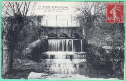 326 - VALLEE DE CHEVREUSE - CASCADE DE L'ETANG DU GRAND MOULIN AUX VAUX DE CERNAY - Vaux De Cernay