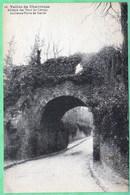 49 - VALLEE DE CHEVREUSE - ABBAYE DES VAUX DE CERNAY - ANCIENNE PORTE DE GARDE - Vaux De Cernay