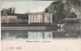 Marche-les-Dames ( Namur ) , Le Chateau , COLORISEE ( Le Vieux Chateau Des Prince D'Arenberg ) - Namur
