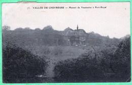 73 - VALLEE DE CHEVREUSE - MANOIR DE VAUMURIER A PORT ROYAL - France