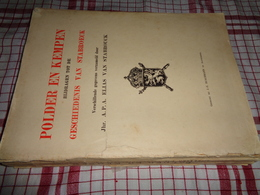 Polder En Kempen, Bijdragen Tot De Geschiedenis Van Stabroeck ( Elias Van Stabrouck ) - Histoire