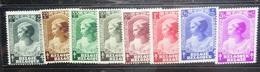 BELGIE 1937   Nr. 458 - 465    Postfris **  CW 30,00 - Belgium
