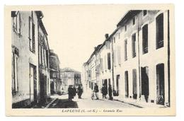 LAPLUME : GRANDE RUE - France