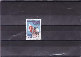 GROENLAND : 10 Anniversaire Du Drapeau Groenlandais : Y&T: 252** - Groenlandia