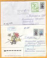 2006  Moldova Transnistria 2 R-letter  Used Tiraspol,  Kamenka, Bender, Suvorov - Moldawien (Moldau)