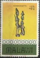 141. MALAWI USED STAMP HANDICRAFTS - Malaysia (1964-...)