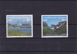 GROENLAND : Norden 95 Paysages : Y&T: 248**249** - Groenlandia