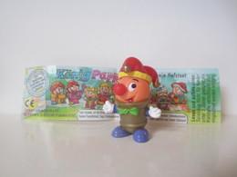 Kinder Surprise Deutch 1999/ 2000 : N° 660639 + BPZ - Montables