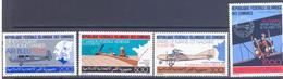 1987. Comoros, Aviation, 4v, Mint/** - Comores (1975-...)