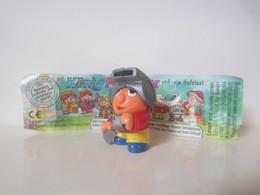 Kinder Surprise Deutch 1999/ 2000 : N° 660558 + BPZ - Montables