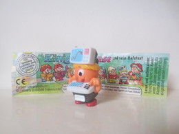 Kinder Surprise Deutch 1999/ 2000 : N° 661589 + BPZ - Montables