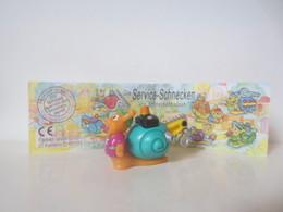 Kinder Surprise Deutch 1999/ 2000 : N° 649805 + BPZ - Montables
